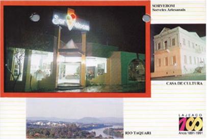 Imagens do prédio da Sorvebom